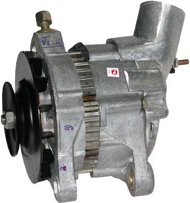 Схемы промышленных вч генераторов.