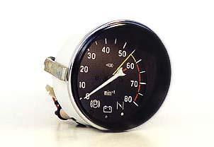 image.  Автомобильный стрелочный тахометр для новичка или немного шаманства с фиксированной точкой на AVR.